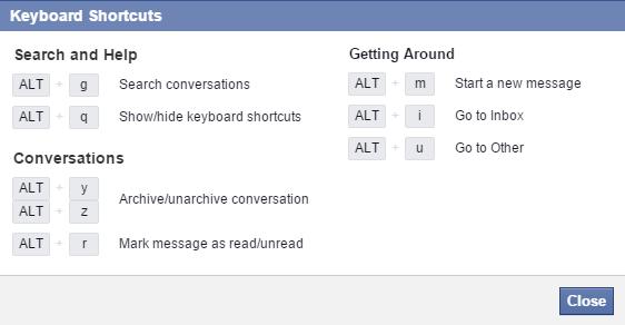 facebook_messenger_keyboard_shortcuts