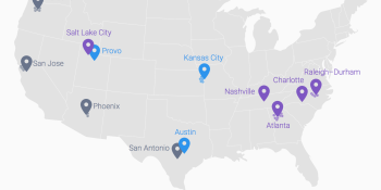 Google expands free Internet service for public housing residents to all Fiber markets