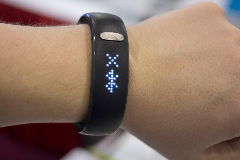 health wristband by phyode