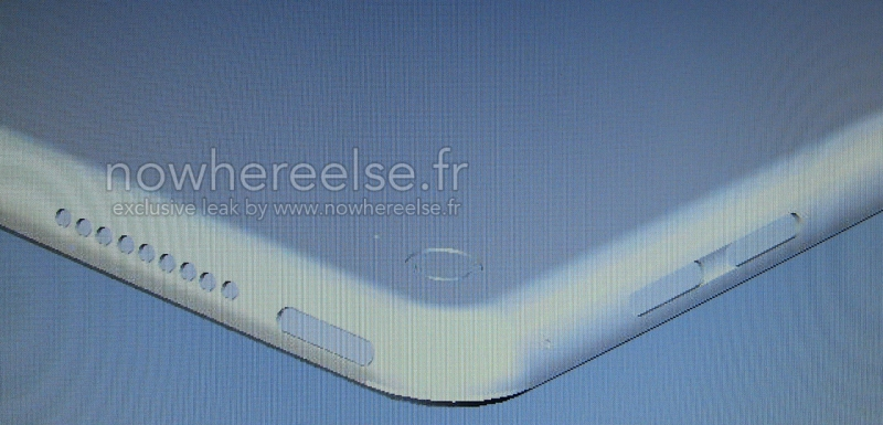 """A rendering of what's allegedly Apple's rumored """"iPad Pro"""""""