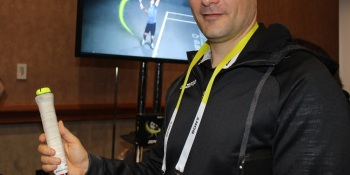 Zepp brings the Internet of Things to tennis rackets and other sports gear