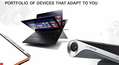 Lenovo at CES 2015