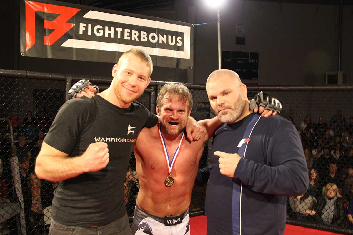 Why one software exec became an MMA cage fighter - Business Insider