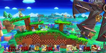 Twitch saves Nintendo's Smash Bros. tournament with last-minute move to bigger venue