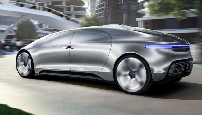A Mercedes-Benz car.