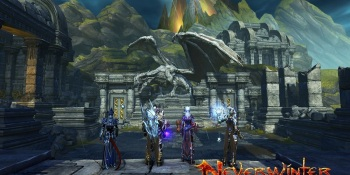 Xbox One prepares closed beta for its first MMO: Neverwinter