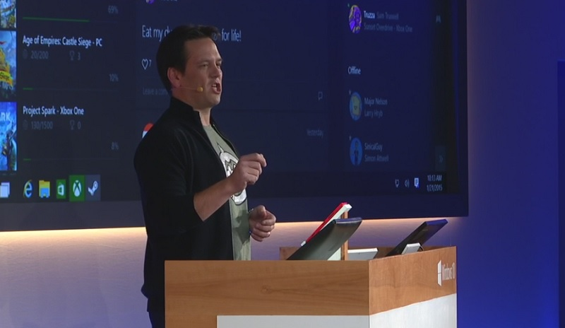 Phil Spencer, head of Xbox at Microsooft