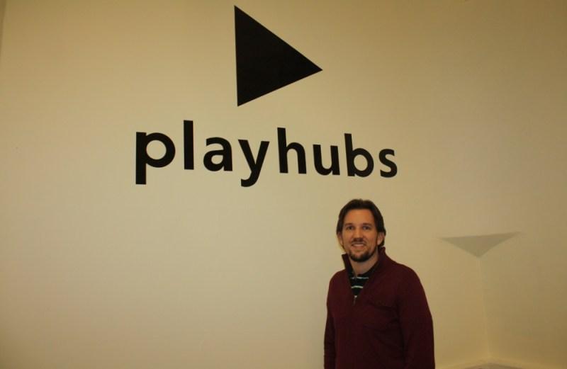 Playhubs' Chris Lee