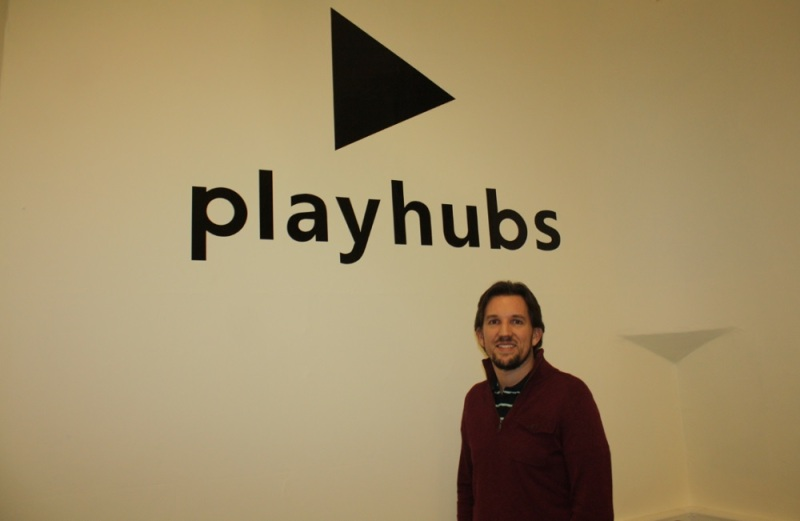 Playhubs' Chris Lee
