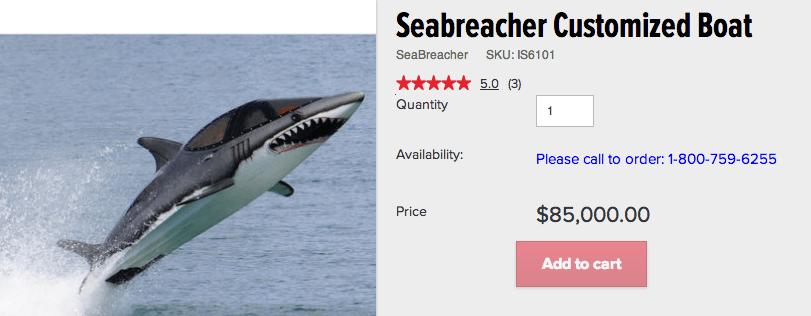 sharkboat