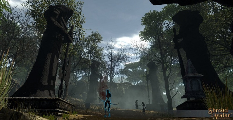 Shroud of the Avatar: Forsaken Virtues