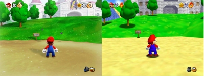 Super Mario 64 is getting a fan-made HD remake -- for now