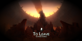 To Leave expresses the emotional heartache of aspiration