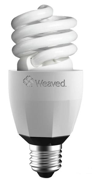 Weaved runs a connected light bulb