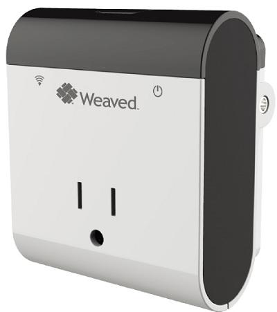 Weaved smart plug