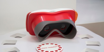 We go hands-on with Google and Mattel's half-baked View-Master
