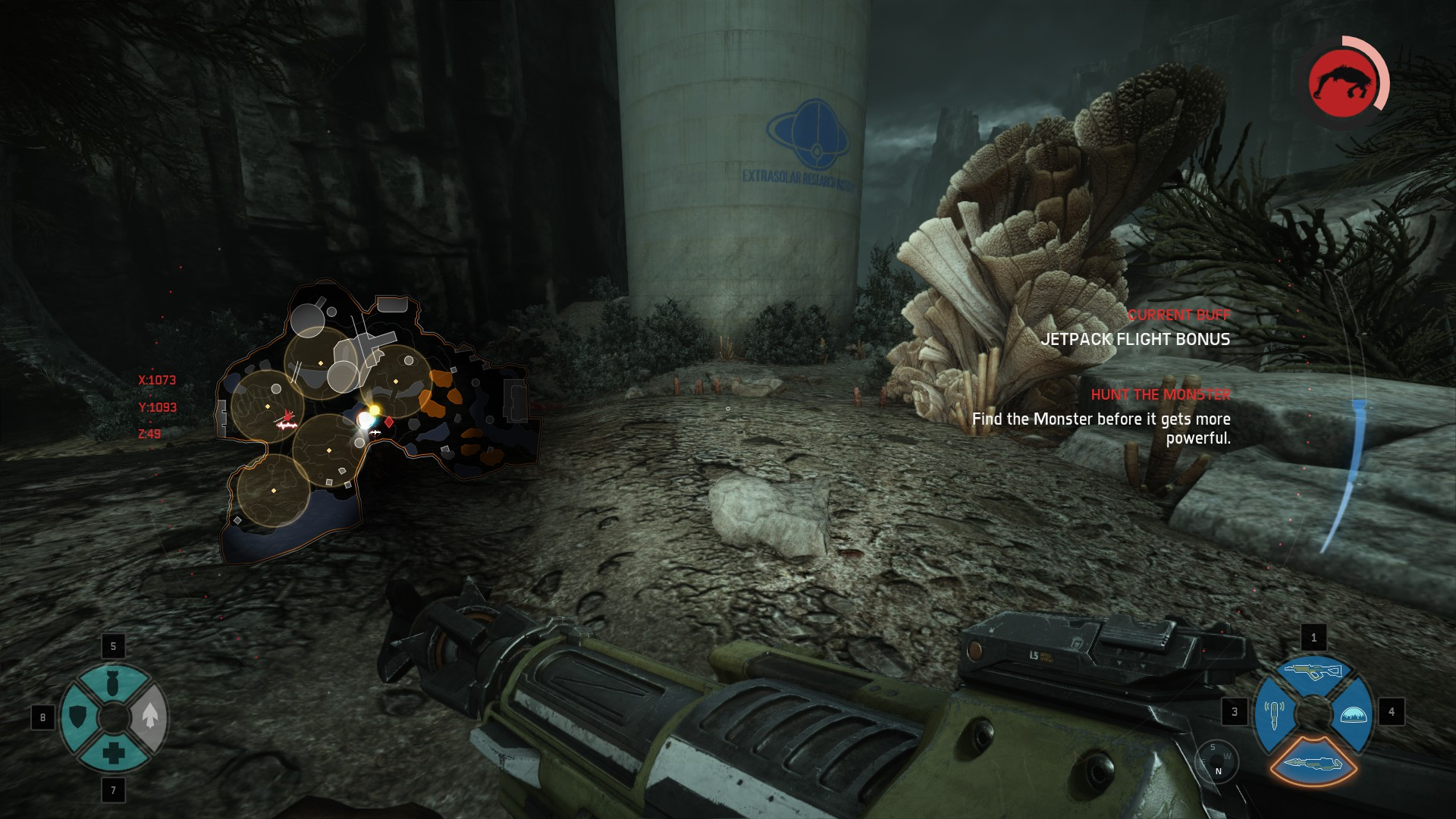 Master The Trapper Class In Evolve With Our Step By Guide Power Relay Map