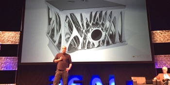 Autodesk CEO: 3D printing in the home 'way overhyped'