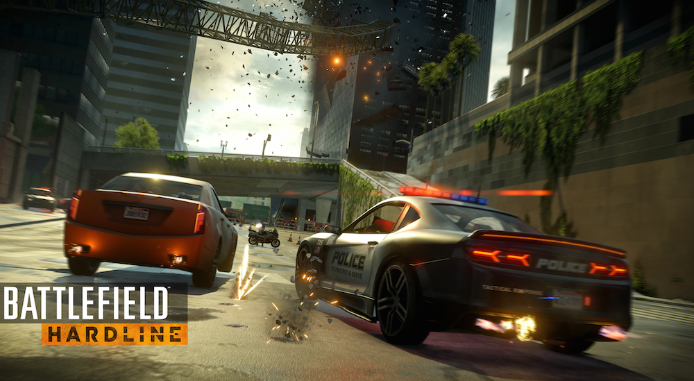 Battlefield: Hardline successfully transforms the first
