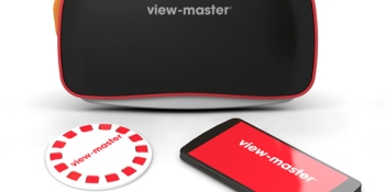 Google and Mattel reimagine the View-Master to make virtual reality kid-friendly