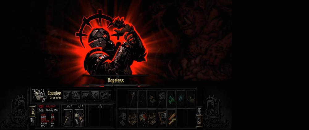 how to fix hopeless in darkest dungeon