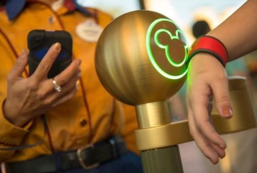 Disney's MagicBand