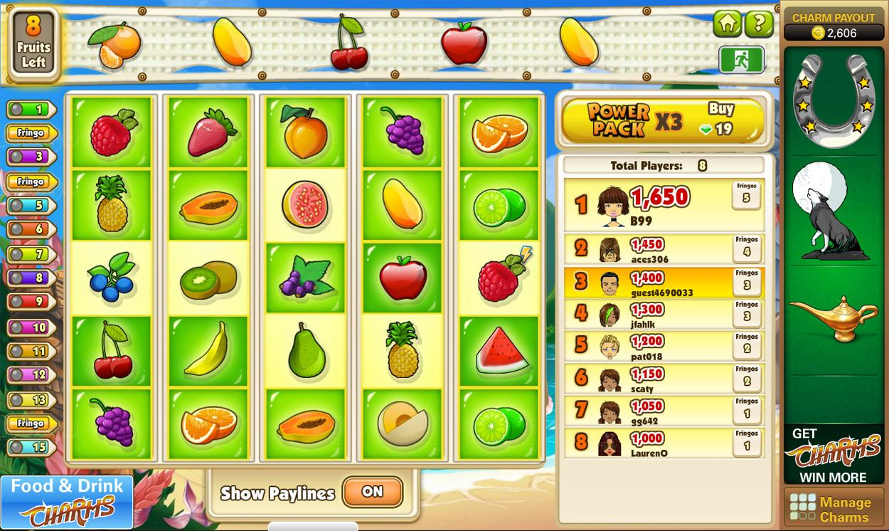 Vegas World's Fringo game is heading to mobile.