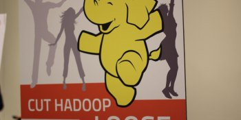 This VC firm relies on Hadoop to check for startup success
