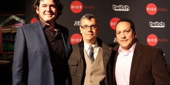 GDC quick takes: Versus Evil founder Steve Escalante