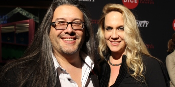 Candid moments of the 'who's who' at gaming's red carpet event