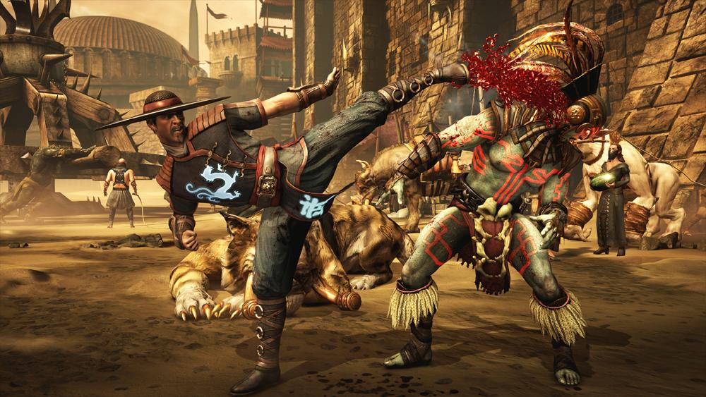 ESL will organize a $50,000 global Mortal Kombat X tournament.