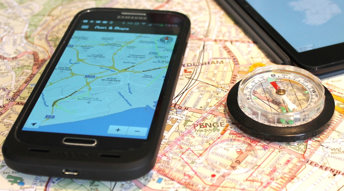OpenStreetMap, the Wikipedia of maps, now offers A-to-B