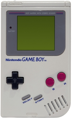 The original is still one of the best. Especially because you could play Tetris on it.