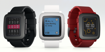 The Pebble Time is now available for order for the first time