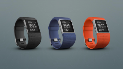 Fitbit Surge: an ugly watch that does a lot | VentureBeat