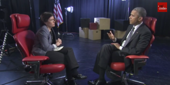 Obama takes a deep dive on NSA, gender discrimination, and Silicon Valley (in 4 quotes)