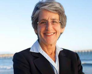 California state Senator Hannah-Beth Jackson
