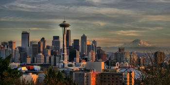 The Amazon and Microsoft clouds are in Seattle, but that's not where devs are going next