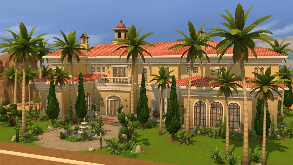 The Sims 4 Bill Schloss