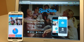 A new app called SparkStarter offers a fresh twist on online dating: Matchmaking