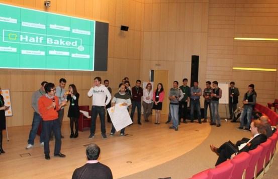 Startup Weekend at ADA University