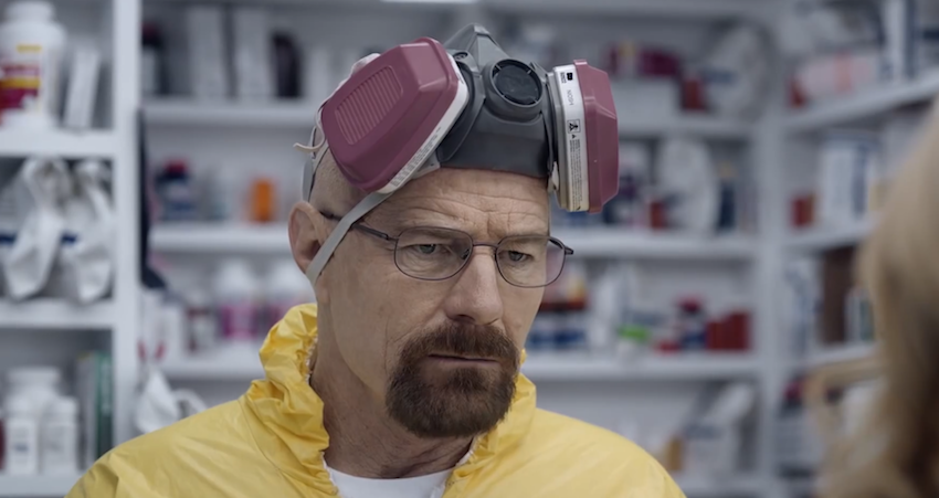 One of the Super Bowl ads for Esurance.