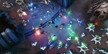 In Supernova, Bandai Namco enters the MOBA market — but with RTS sensibilities in tow