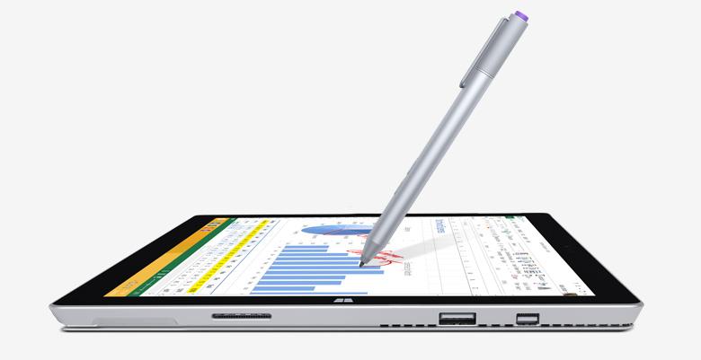 Surface Pro 3 & N-Trig Pen