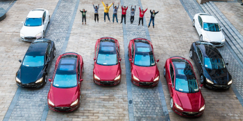 Think your annual bonus is pretty good? This Chinese startup is giving its employees Teslas