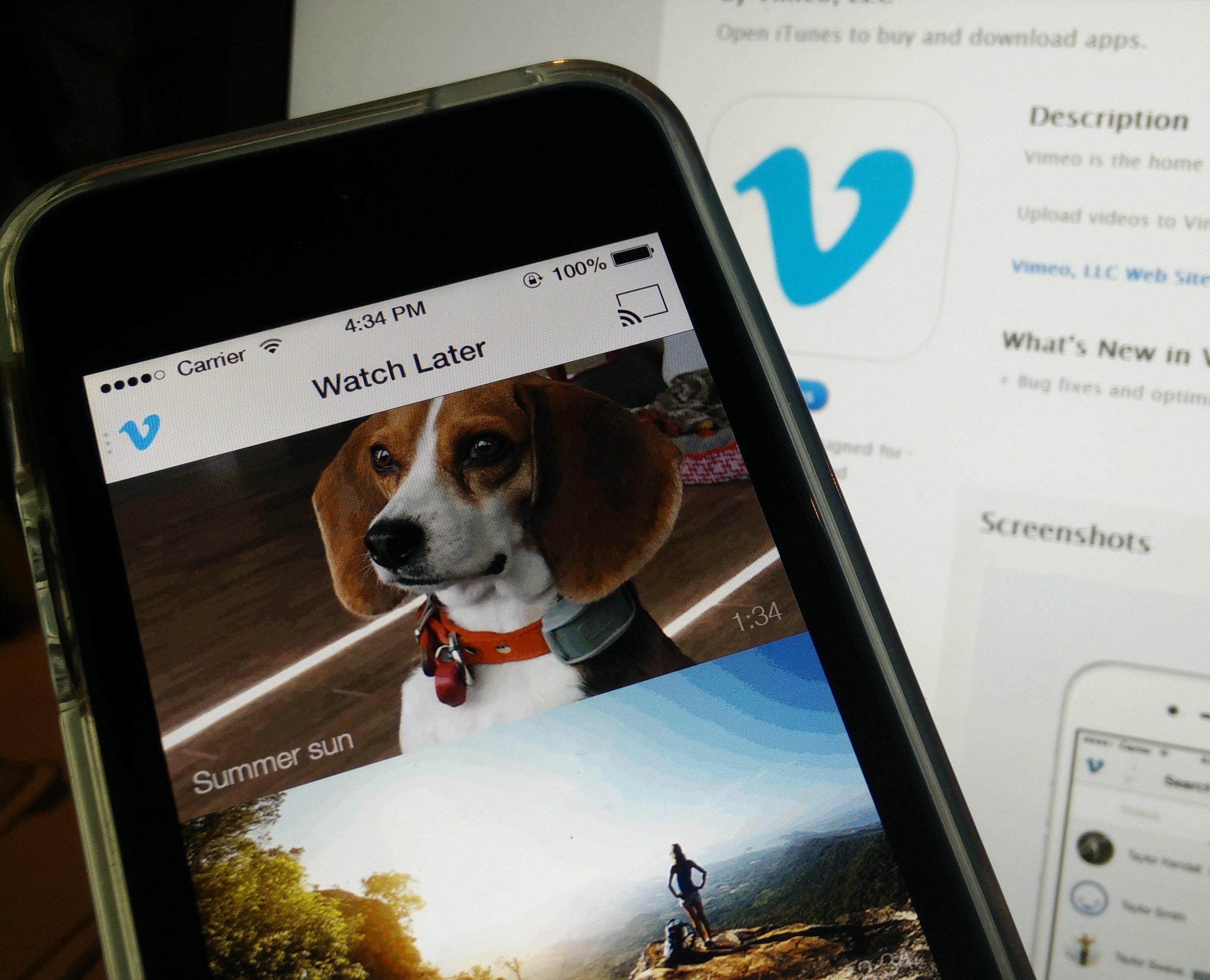 Vimeo Finally Introduces Chromecast Support But Only On Ios Venturebeat