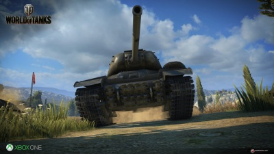 World of Tanks heading to Xbox One -- cross-platform