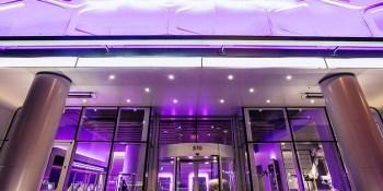 Robots, retina scans, and infrared sensors: Hotels go hi-tech