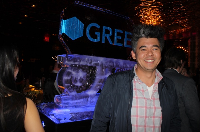 Andrew Sheppard of Gree