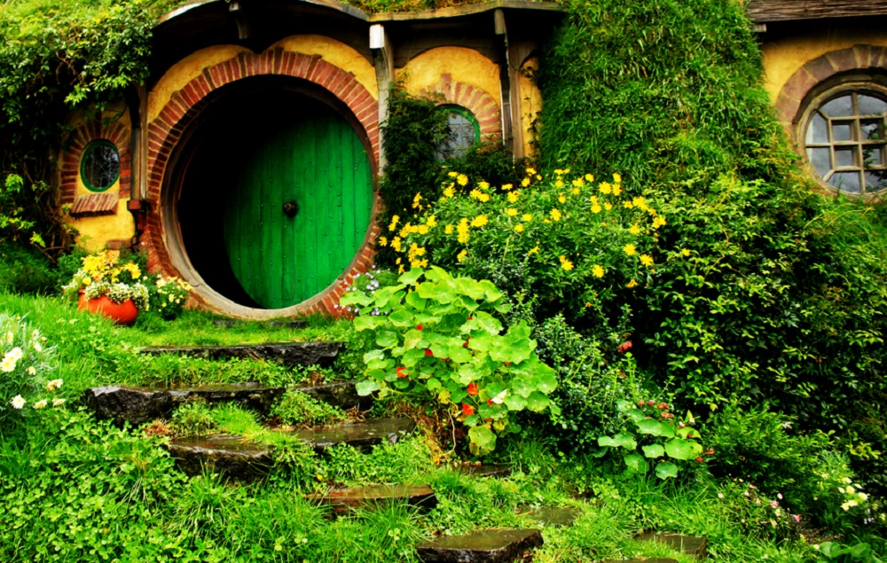Hobbiton's Bag End